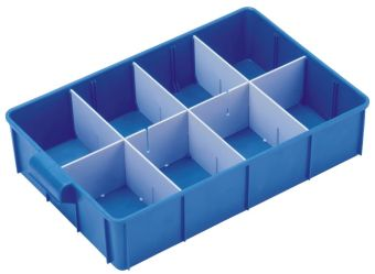Container plastik - jual box di indonesia, PP, Stackable, Automotive, Solid, C2GP101-21S