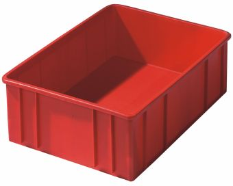Container plastik - jual box di indonesia, PP, Stackable, Automotive, Food, Reusable/RPC, Solid, C2GP101-40S
