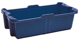 Container plastik - jual box di indonesia, PP, Stack and nest, Food, Reusable/RPC, Solid, C2GP1010-02S