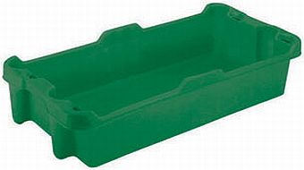 Container plastik - jual box di indonesia, PP, Stack and nest, Food, Reusable/RPC, Solid, C2GP1010-03S