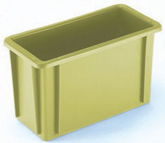 Container plastik - jual box di indonesia, PP, Stackable, Automotive, Reusable/RPC, Solid, C2GP191-00S