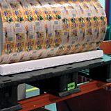 Harga pallet plastik - jual palet,  ISO 1200x1000 , Heavy Duty