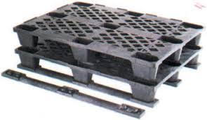 jual Pallet - harga palet plastik, Euro 1200x800 , Heavy Duty