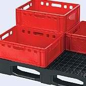 Harga pallet plastik - jual palet,  Euro 1200x800 , Heavy Duty
