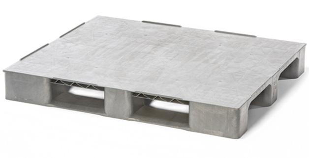 jual Pallet - harga palet plastik, ISO 1200x1000 , Medium Duty