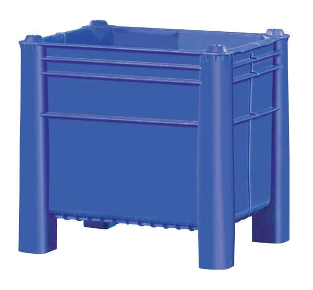 Bulk Container by plastic 2 go indonesia - the best large box in jakarta! Solid, HDPE, Euro 1200x800, B2GD0608H74S