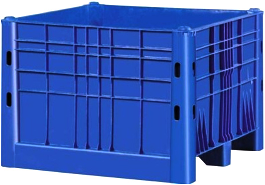 plastic Bulk Container, best plastic indonesia, Solid, HDPE, Australian, B2GD1120S