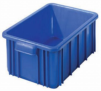 The best plastic crates and containers by Plastic 2 go Indonesia, PP, Stackable, Automotive, Food, Reusable/RPC, Solid, C2GP102-00S