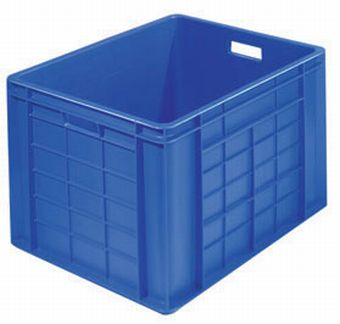 The best plastic crates and containers by Plastic 2 go Indonesia, PP, Stackable, Automotive, Food, Reusable/RPC, Solid, C2GP109-00S