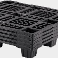 Plastic pallets in Jakarta - a strong plastic pallet from Plastic 2 go Indonesia, Export, Australian 1100x1100 , Light Weight, P2G1111