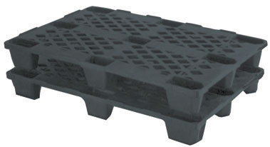 export plastic pallets - plastic 2 go indonesia,  Euro 1200x800, Export , Medium Duty, P2G810