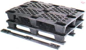 export plastic pallets, one way plastic pallets indonesia,  Euro 1200x800 , Heavy Duty, P2G820