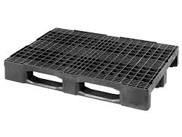 export plastic pallets, one way plastic pallets indonesia,  Euro 1200x800 , Heavy Duty, P2G888