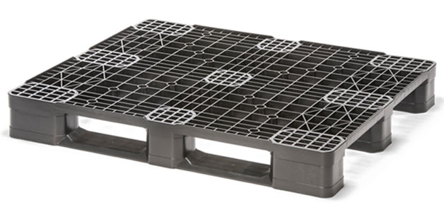 ISO pallets by plastic 2 go indonesia,  ISO 1200x1000 , Heavy Duty, P2GCI121015Ei51-OD-3R